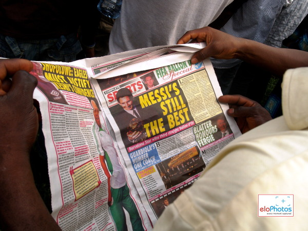 DAY 2 Photos of MASS PROTEST AGAINST THE REMOVAL OF FUEL SUBSIDY (3/6)