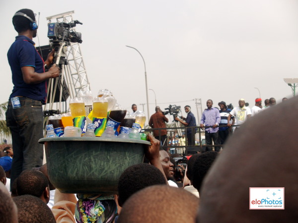 DAY 2 Photos of MASS PROTEST AGAINST THE REMOVAL OF FUEL SUBSIDY (4/6)