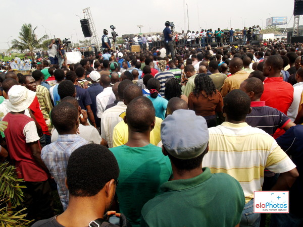 DAY 2 Photos of MASS PROTEST AGAINST THE REMOVAL OF FUEL SUBSIDY (6/6)
