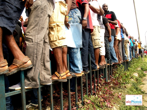 Photos of MASS PROTEST AGAINST THE REMOVAL OF FUEL SUBSIDY: DAY 1 (3/6)