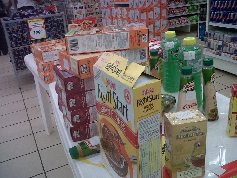 Why you should be careful of groceries bought at Shoprite