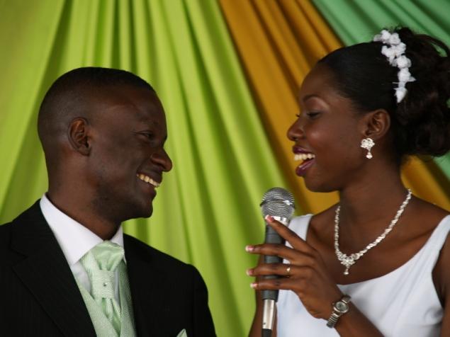 Praise & Tosin Fowowe