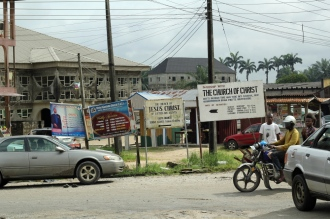 Churches in Warri (1)