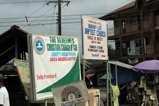 Churches in Warri (2)