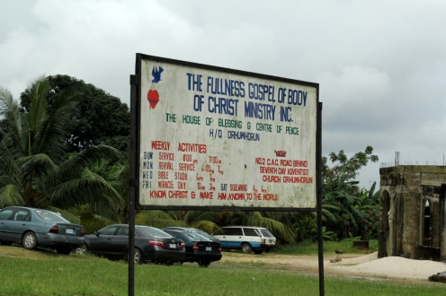Churches in Warri (20)