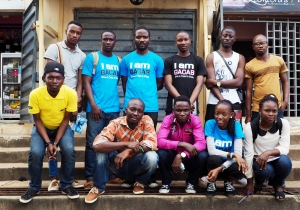 Participants of the Ado-Ekiti Photography Workshop